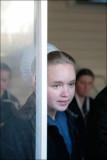 Amish girl.