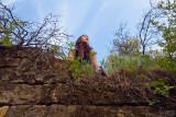 Marissa on Stone Bridge