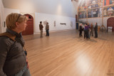 Reception at the Diego Rivera Gallery
