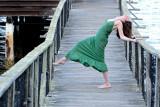 Maddie's Green Dress - Kick !