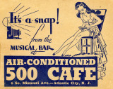 The 500 Cafe