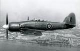 Hawker Sea Fury TG127