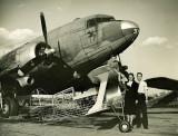 DC-3 and Mini Biplane