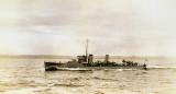 River Class Destroyer