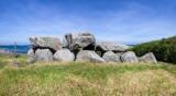 IMG_6396-6398.jpg Le Trèpied - a prehistoric passage grave (c. 4000-2500BC) - Saint Saviour - © A Santillo 2014