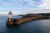 IMG_6483-Edit-2.jpg Castle Pier and Castle Cornet from Condor Ferry - Saint Peter Port - © A Santillo 2014
