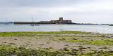 St Aubins Castle - Jersey, The Channel Islands