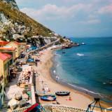 Gibraltar_04.jpg View of Catalan Bay - Gibraltar - © A Santillo 1979