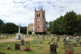 IMG_4724.jpg All Saints Church 12th c Norman (replaced earlier Saxon Church) 1170 - Crondall - © A Santillo 2013
