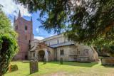 IMG_4725-Edit.jpg All Saints Church 12th c Norman (replaced earlier Saxon Church) 1170 - Crondall - © A Santillo 2013