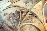 IMG_4790.jpg Winchester Cathedral - Medieval wall paintings in the Chapel of the holy Seplchre - 12th c - © A Santillo 2013