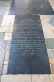 IMG_4795.jpg Jane Austin's gravestone, Winchester Cathedral -  - © A Santillo 2013