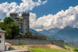 _MG_1097.jpg Aymavilles Castle, Amyvilles, Valle d'Aosta - © A Santillo 2006