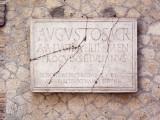 G10_0597.jpg Commemorative plaque - Herculaneum (Ercolano), Campania - © A Santillo 2010