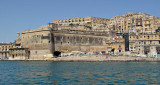 G10_0046A.jpg Fort Lascaris and The Upper Barrakka Gardens - Grand Harbour, Valletta - © A Santillo 2009