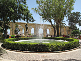 G10_0091.jpg Fountain - Upper Barrakka Gardens, Valletta - © A Santillo 2009