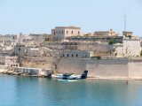 G10_0104.jpg Seaplane, Fort Saint Angelo & Vittoriosa - Valletta - © A Santillo 2009