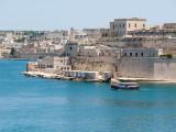 G10_0107.jpg A Luzzu, Fort Saint Angelo & Vittoriosa - Valletta - © A Santillo 2009