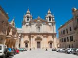 G10_0185.jpg Mdina Cathedral - Pjazza San Pawl, Mdina - © A Santillo 2009