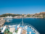 G10_0288.jpg Ferry enetering Mgarr Harbour - Gozo - © A Santillo 2009