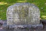 IMG_3419.jpg Richard (Dick) Turpin's grave - George Street, York - © A Santillo 2011