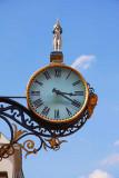 IMG_3448.jpg 'Little Admiral' clock - Church of St-Martin-le-Grand, Coney Street, York - © A Santillo 2011