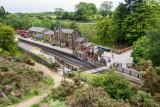 IMG_3508.jpg Goathland station - North Yorkshire Moors Railway - © A Santillo 2011