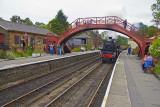 IMG_3516.jpg Goathland station - North Yorkshire Moors Railway - © A Santillo 2011