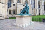 IMG_3538.jpg Roman Statue to Constantine the Great - Deangate, York - © A Santillo 2011