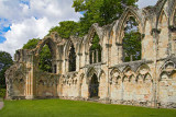 St Mary's Abbey - Yorkshire