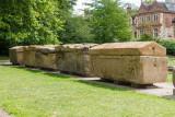 IMG_3573.jpg Roman Sarcophagi - St Mary's Abbey, York Museum Gardens - © A Santillo 2011