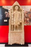IMG_3582.jpg Roman statue of Lucius Duccius Rufinuss - York Museum, York - © A Santillo 2011
