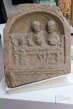 IMG_3587.jpg Roman stone relief of Aelia Aeliana - York Museum, York - © A Santillo 2011