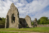 St Dogmaels Abbey - Pembrokeshire, Wales