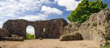 IMG_3215-Pano.jpg Wiston Castle - Wiston, Pembrokeshire - © A Santillo 2011