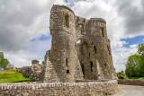 Llawhaden Castle - Pembrokeshire, Wales