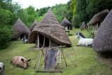 IMG_4433.jpg Roundhouses at Dan-yr-Ogof Show Caves - Pen-y-Cae - © A Santillo 2013
