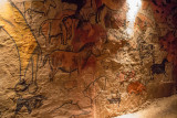 IMG_4436.jpg Reconstruction of cave paintings - Dan-yr-Ogof Show Caves, Pen-y-Cae - © A Santillo 2013