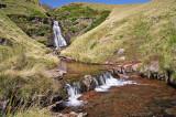 _MG_1913.jpg Llyn y Fan Fawr waterfall - Llywel, Powys - © A Santillo 2007