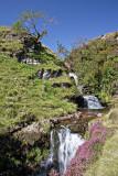 _MG_1925.jpg Llyn y Fan Fawr waterfall - Llywel, Powys - © A Santillo 2007