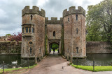 The Bishop's Palace - Wells, Somerset - © A Santillo 2017