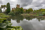 The Bishop's Palace gardens - Wells, Somerset - © A Santillo 2017