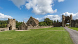 Farleigh Hungerford Castle - Somerset