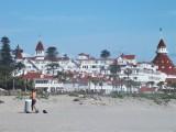 The iconic El Coronado Hotel.