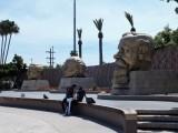 Plaza Civica de la Patria