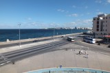 Malecon seen from Hotel Nacional