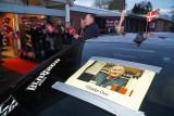 Oves 25 års jubilæum i Superbrugsen i Løjt Kirkeby