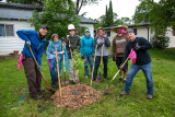 Cordova Meadows Tree Planting