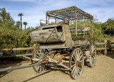 DV Old Covered Wagon Coach