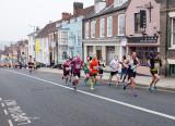 Colchester Half Marathon 2018.